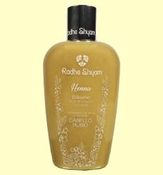 Bàlsam Henna Rubio - Radhe Shyam - 250 ml