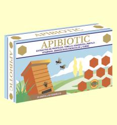 Apibiotic - Pròpolis - Robis Laboratorios - 20 ampolles