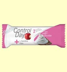 Barreta Control Day - Nata Xocolata - Nutrisport - 44 grams