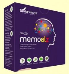 Memoalz 60 - Soria Natural - 60 comprimits