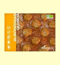 Mandonguilles Vegetals de Quinoa amb Salsa de Tomàquet - Soria Natural - 350 grams
