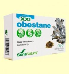 Obestane 08 C S XXI - Soria Natural - 30 càpsules
