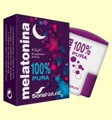 melatonina - Soria Natural - 90 comprimits