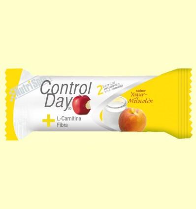 Barreta Control Day - Iogurt Préssec - Nutrisport - 44 grams *