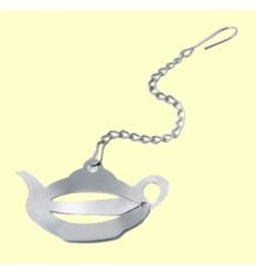 Tancament per a filtres Teapot Acer Inoxidable - Cha Cult - 1 unitat