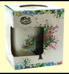 Tassa Infusora Tisanera de Porcellana Griffin - Cha Cult - 250 ml