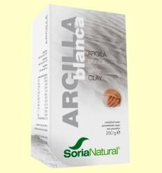 argila Blanca - Soria Natural - 250 grams