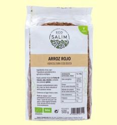 Arròs Vermell ecològic - Eco -Salim - 500 grams