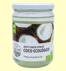 Oli de Coco Bio - Eco -Salim - 430 ml
