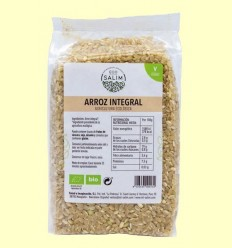Arròs Integral ecològic - Eco -Salim - 1kg