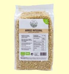 Arròs Integral ecològic - Eco -Salim - 500 grams