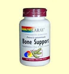 Bone Support - Per a la Dona - Solaray - 120 càpsules