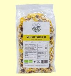 Muesli Tropical Bio - Eco -Salim - 500 grams