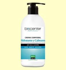 Crema Corporal Bio - Hidratant i Calmant - Biocenter - 500 ml