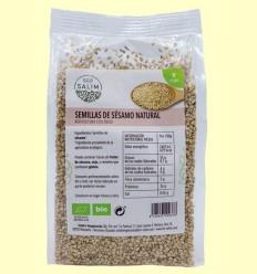 Llavors de sèsam natural ecològic - Eco -Salim - 500 grams