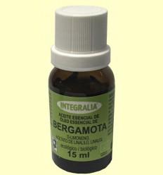 Oli Essencial de Bergamota Bio - Integralia - 15 ml