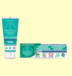 Dentifrici de Menta Bio - Biocenter - 75 ml