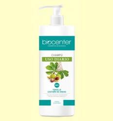 Xampú de Farigola i Castanyer d'Índies Bio - Ús Diari - Biocenter - 500 ml