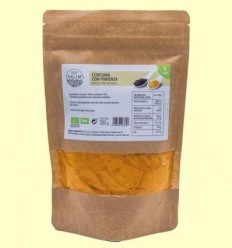 Cúrcuma amb Pebre Bio - Eco Salim - 200 grams