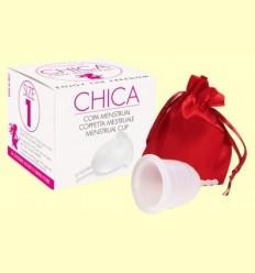 Copa Menstrual - Talla 01 - Biocenter - 1 unitat