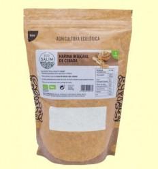 Farina d'Ordi Integral Ecològica - Eco -Salim - 500 grams