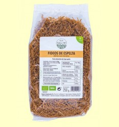 Fideus d'Espelta Ecològics - Eco -Salim - 250 grams