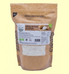 Farina Integral d'Espelta ecològica - Eco -Salim - 500 grams