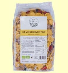 Muesli Crunchy Fruit Bio - Eco -Salim - 250 grams