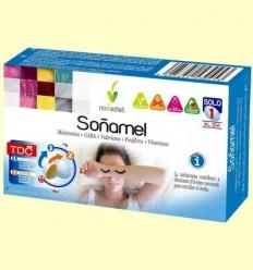 Soñamel - Melatonina - Novadiet - 30 comprimits