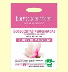 Bossetes Perfumades de Armari Bio - Flors de Magnolia - Biocenter - 2 bossetes