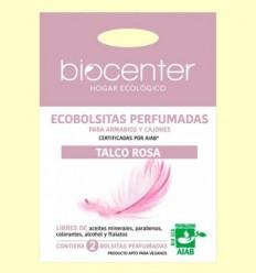 Bossetes Perfumades de Armari Bio - Talc Rosa - Biocenter - 2 bossetes