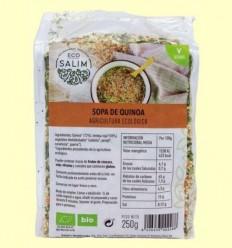 Sopa de Quinoa Ecològica - Eco -Salim - 250 grams