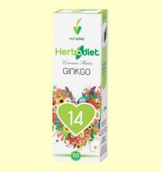 Extracte de Ginkgo Biloba - Novadiet - 50 ml