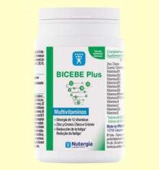 Bicebe Plus - Multivitamínic - Nutergia - 30 càpsules