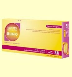 Labcatal 21 - Seleni - Oligoelementos - 28 ampolles