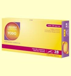 Labcatal 7 - Iode / Iode - Oligoelementos - 28 ampolles