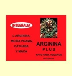 arginina Plus - Integralia - 60 càpsules