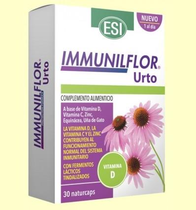 Immunilflor Urto - Defenses - Esi Laboratorios - 30 càpsules