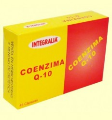 Coenzim Q10 - Antioxidant - Integralia - 45 càpsules