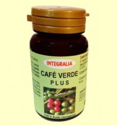 Cafè Verd Plus - Integralia - 60 càpsules