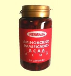 Aminoàcids Ramificats BCAA Plus - Integralia - 90 càpsules