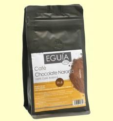 Cafè Mòlt 100% Aràbica Xocolata Taronja - Eguía - 250 grams