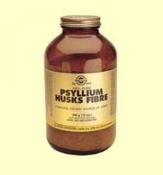 Fibra de closques de Psyllium 280 g - Fibra - Solgar - 280 grams