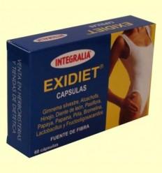 Exidiet - Control de pes - Integralia - 60 càpsules