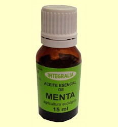 Oli Essencial de Menta Bio - Integralia - 15 ml
