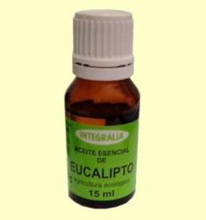Oli Essencial d'Eucaliptus Bio - Integralia - 15 ml