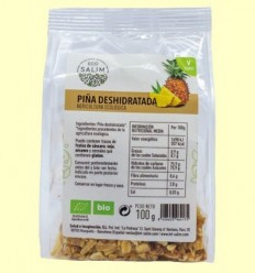 Pinya deshidratada Bio - Eco Salim - 100 grams