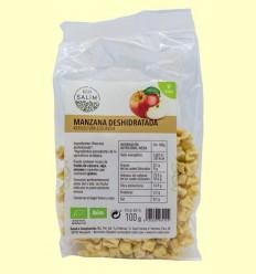 Poma deshidratada Bio - Eco Salim - 100 grams