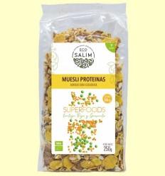 Muesli Proteïnes Bio - Eco Salim - 300 grams