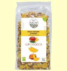 Muesli Crocant de Mango Bio - Eco Salim - 300 grams